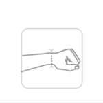 Bandaj elastic pentru încheietura mâinii Dr. Frei Cod 8503
