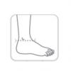 Bandaj elastic pentru gleznă Dr. Frei Cod 7035