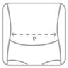 Corset abdominal 4011