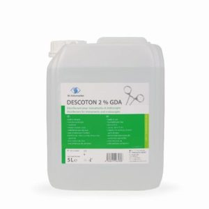 Dezinfectant Descoton 2% GDA Bidon 5L