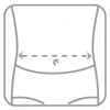 Lombostat cu efect de încălzire şi 3 atele rigide Cod 3041