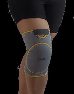 Orteză de genunchi cu pernita protectie rotula REF 20.108