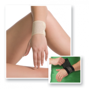Bandaj elastic pentru încheietura