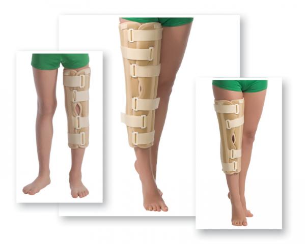 genunchi și picioare rigide