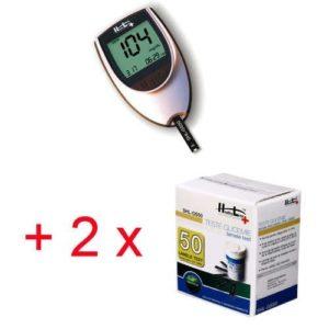 Teste pentru masurarea glicemiei Healthyline - Tehnicomed.ro