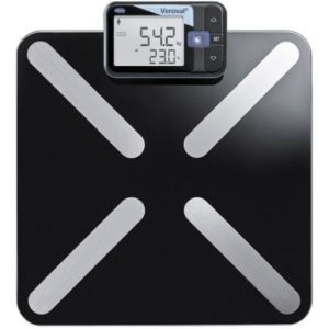 Cantar inteligent Veroval pentru analiza optima a greutatii si a masei corporale