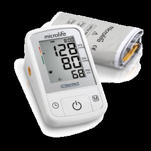 Tensiometru automat cu măsurare pe braţ Microlife BP A2 Basic