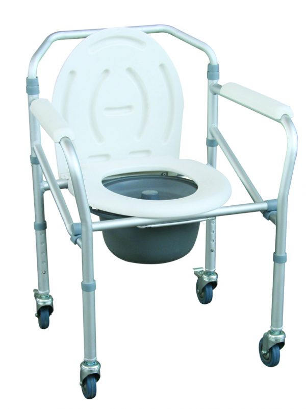 Scaun Cu Toaleta Si Roti Dr Happy JL696L